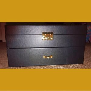 Alcott Hill Watch and Jewelry Box